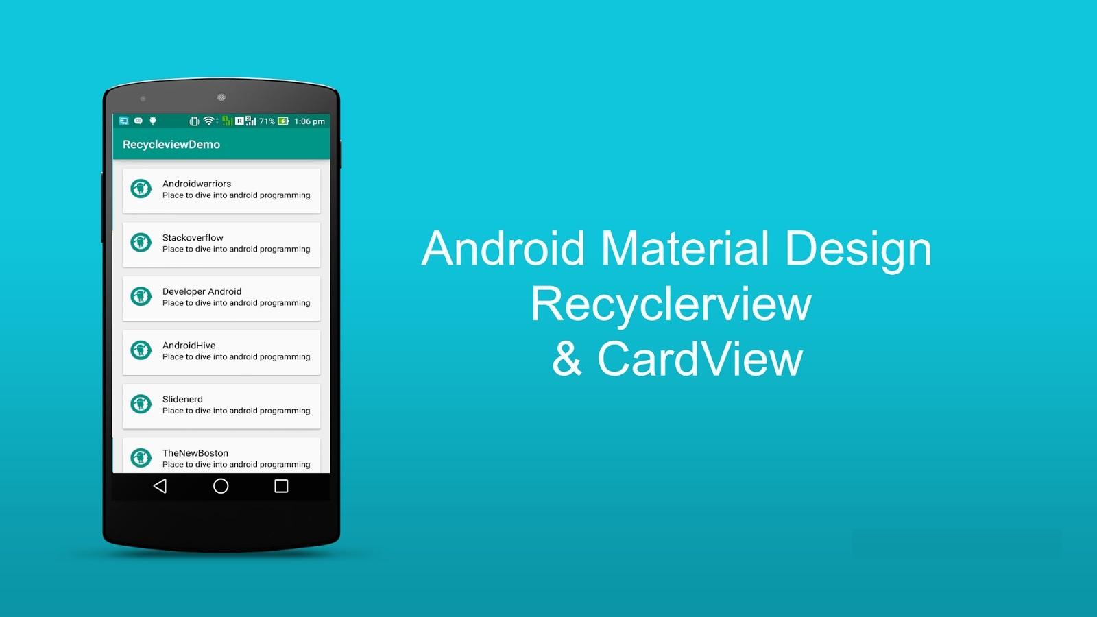 Android свой дизайн layout